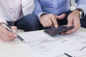 calcul rachat de credit partiel ou total